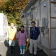 今週はネギ、大根が多く持って行きました。 また、冬用の支援物資が集まりそちらも配達しました。   雄勝の役場です。だいぶ綺麗になりました。    また、長野県の...